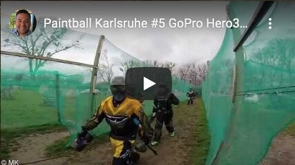 Video zur Paintball Ranch